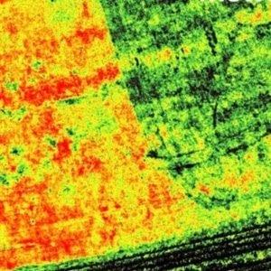 Máy bay quét quang phổ
