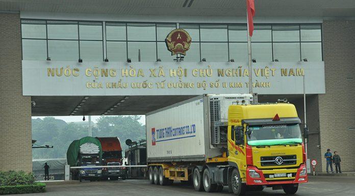 xuất khẩu chính ngạch