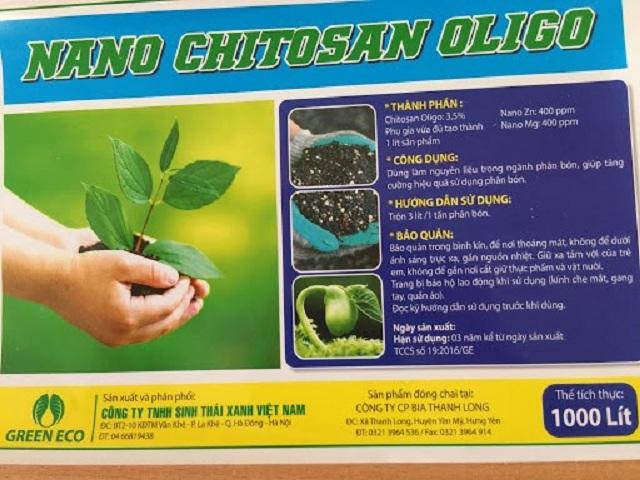 Phân bón lá nano giúp nâng cao năng suất, hạn chế tối đa việc sử dụng phân thuốc hóa học trong quá trình trồng và chăm sóc cây