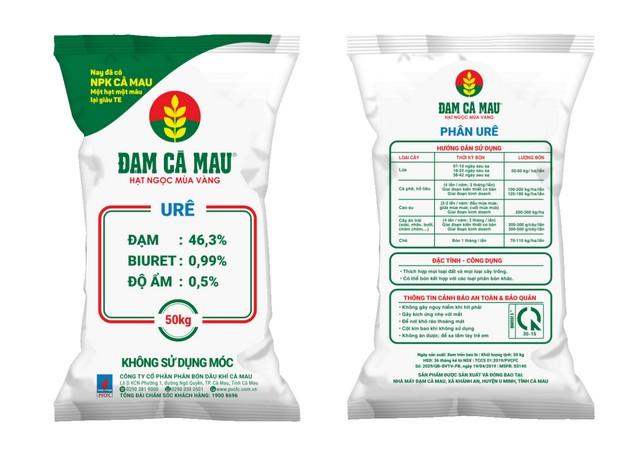 Đạm Cà Mau là sản phẩm phù hợp với mọi loại đất và cây trồng