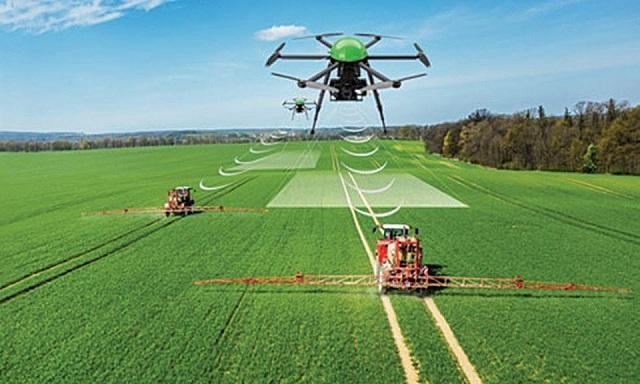 Nông nghiệp công nghệ cao giúp ứng phó kịp thời với biến đổi khí hậu