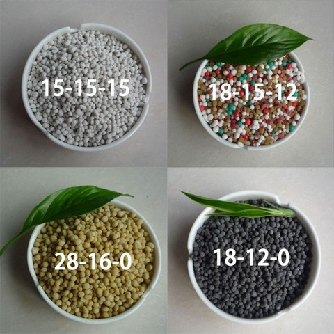 Mỗi loại phân bón NPK có tỷ lệ N (% Nito) – P (%P2O5) – K (%K2O) khác nhau