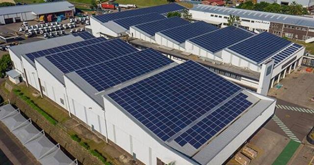 Điện mặt trời mái nhà chịu giá bán cao hơn so với điện mặt trời nông nghiệp