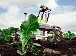 robot nông nghiệp