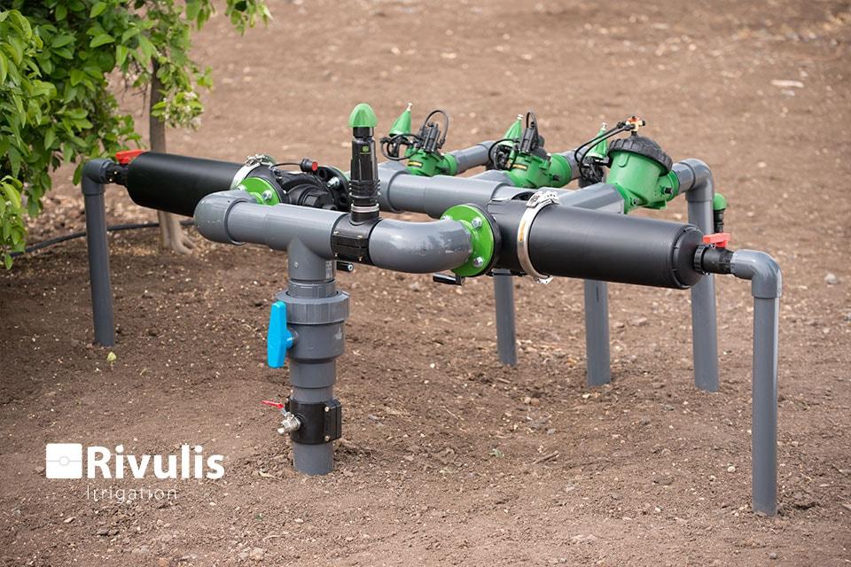 lọc nước trong hệ thống tưới Rivulis F6400