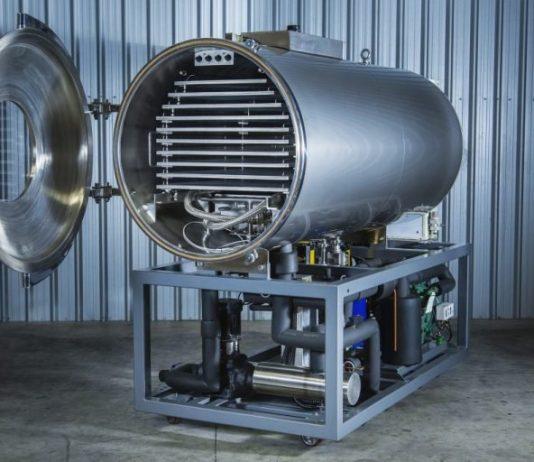 Máy sấy thăng hoa chất lượng cao iFD